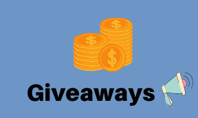 giveaways - freeclusters