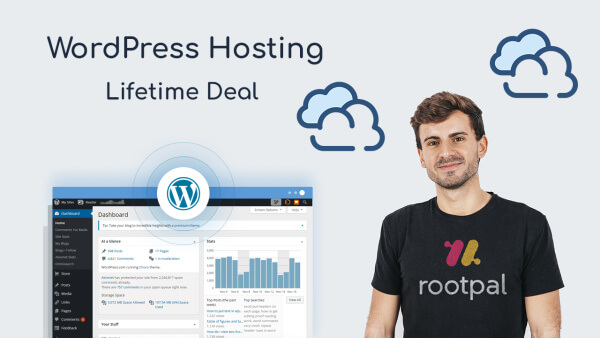 rootpal appsumo wordpress hosting