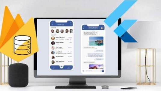 Build Flutter Android & iOS Chat Application with Firebase