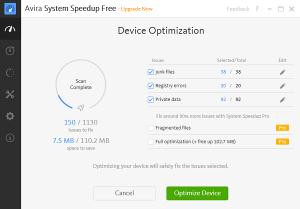 Avira Optimization Suite 1.2.122.27919 Crack + Serial Key