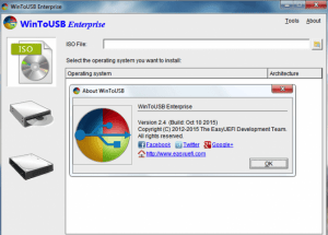 WinToUSB Enterprise 4.1 Crack & Keys Full Download [Portable]