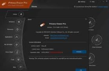 privacy eraser pro serial key