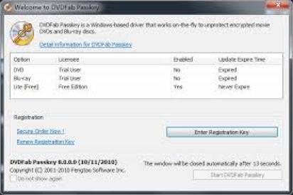 DVDFab Passkey 9.4.2.0 Crack 2021