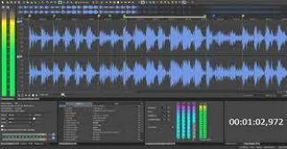 SOUND FORGE Audio Studio Crack