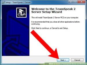 TeamSpeak Server