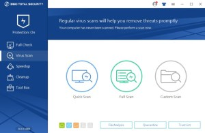 360 Total Security Free Antivirus 10.2.0.1101