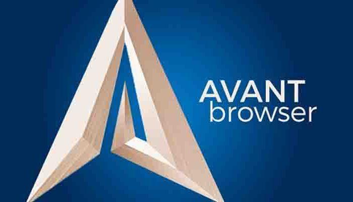 Avant Browser 2018 Build 7