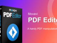 Movavi PDF Editor 1.7