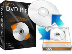 WinX DVD Ripper Platinum 8.8.1