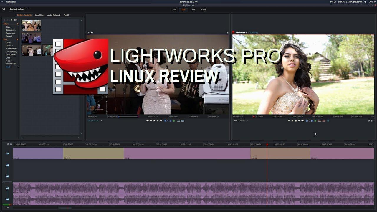 Lightworks Pro 14.5 Crack