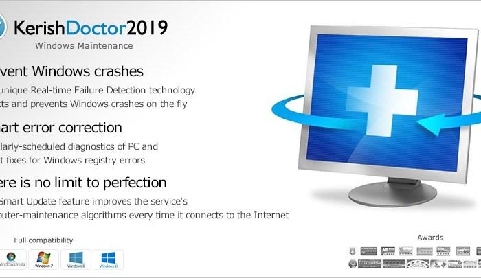 Kerish Doctor 2019 4.70 Crack