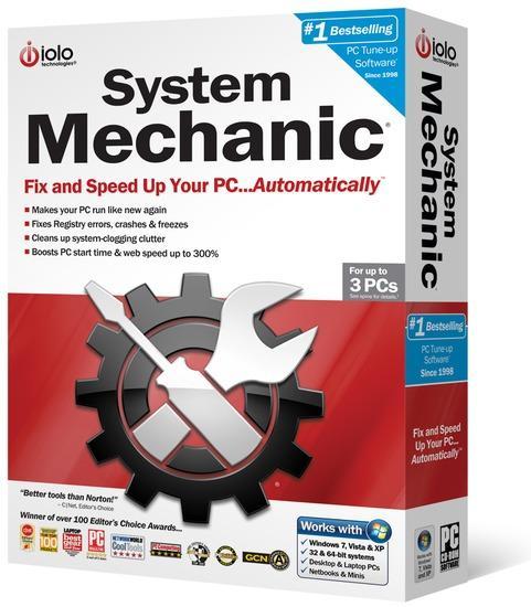 System Mechanic Pro Crack 18.5.1.208
