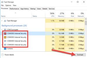 Comodo Internet Security Crack