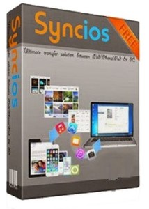 SynciOS Manager 6.5.6 Crack