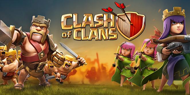 Clash Of Clans Hack Apk