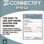 Connectify Crack 2016 Hotspot Pro