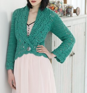 Free Pattern to make a Crochet Cardigan - Easy (PDF Instructions)