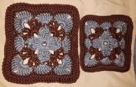 Pretty Granny Square Free Pattern | Crochet PDF Download