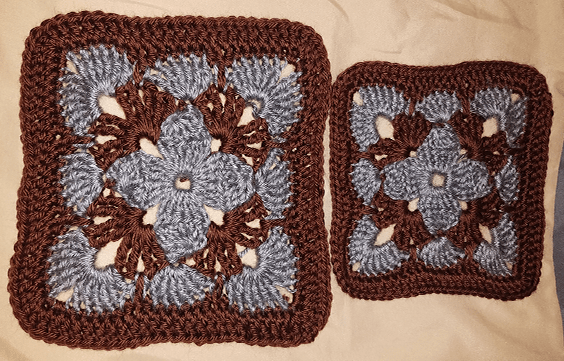 Pretty Granny Square Free Pattern Crochet Pdf Download Yarn Of