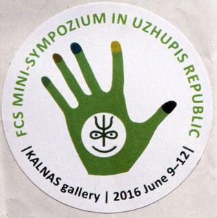 fcs uzupis logo