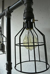 Industrial Plumbing Pipe Floor Lamp - Recycled, Green and ...