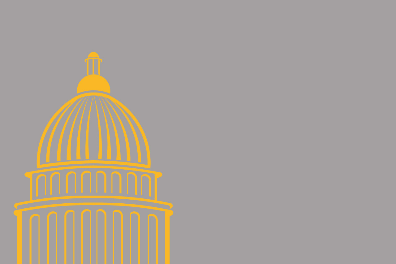 State Capitol Illustration