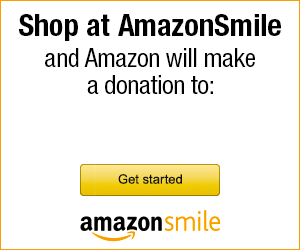 Contribute through Amazon Smile Button