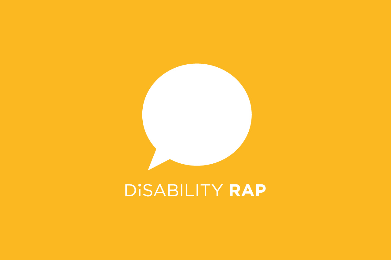 Disability Rap logo