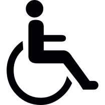 wheelchair logo