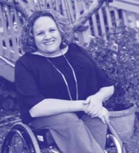 Christina Mills portrait