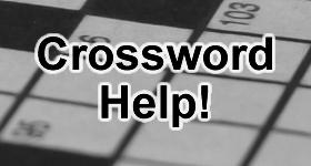 Crossword Solutions