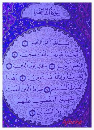 Al-Fatihah sedekah terindah,termahal,,