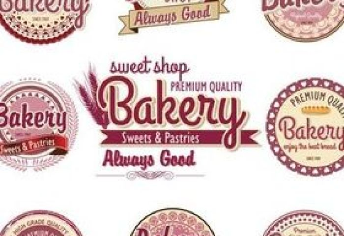 Bakery Vector For Free Download