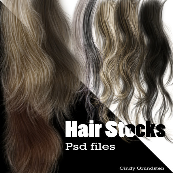 Hair Psd Material Files People PSD File Free Download