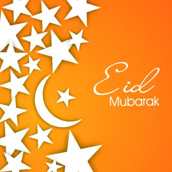 Eid Mubarak style background 10