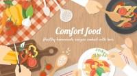 Creative cooking design background vectors 06 free download