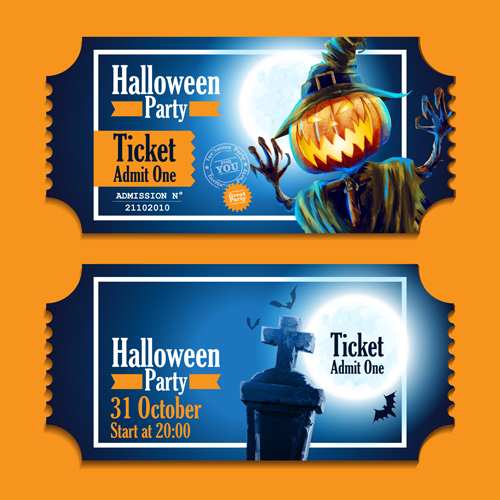 ticket templates