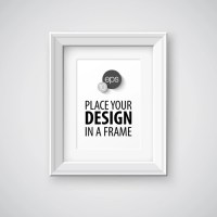 Modern photo frame creative vectors material 10 free download