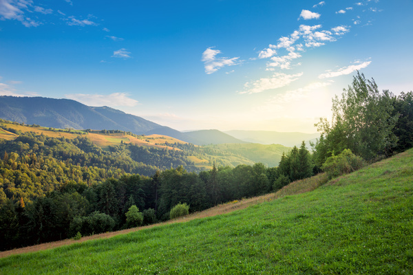 3d Emoticons Wallpapers Natural Green Mountain Scenery Stock Photo Free Download