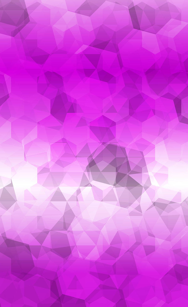 Emoticons Cute Wallpaper Purple Gradient Background With Hexagon Vector 02 Vector
