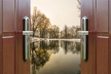 door open backgrounds format