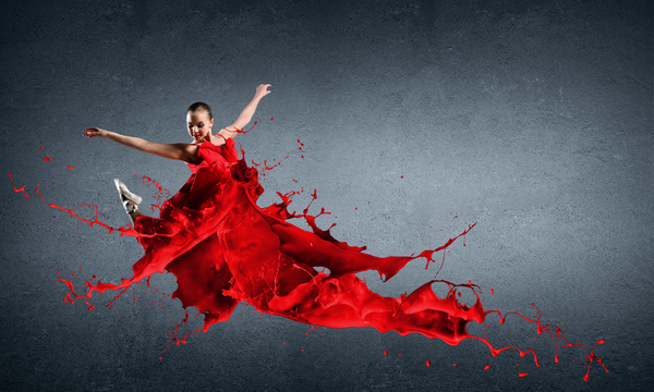 Modern Girl Wallpaper Download Dance With Passion Hd Picture 04 People Stock Photo Free