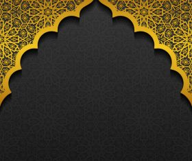 islam vector for free