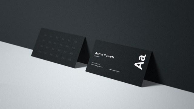 free-business-card-mockup
