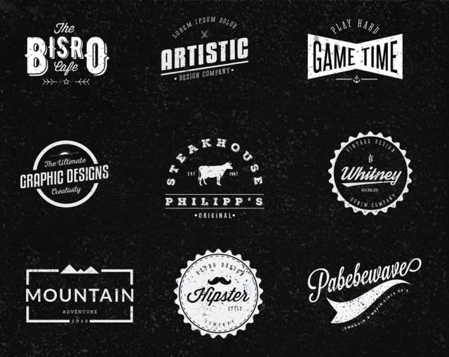 free-retro-logos-and-badges