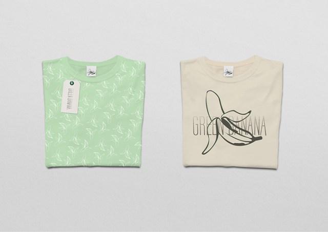 Tshirt Brand Mockup