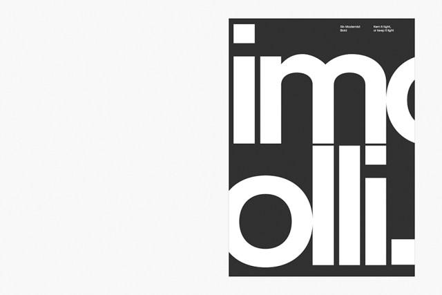modernist-free-font