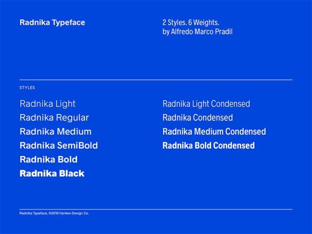 radnika-medium-free-font