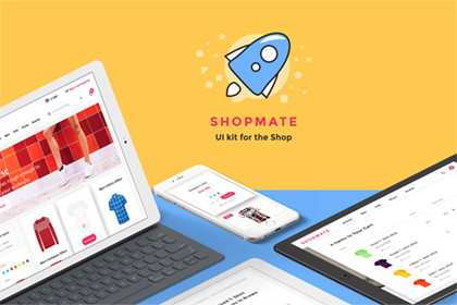 Shopmate UI Kit