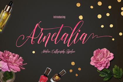 Arnetalia-Free-Font